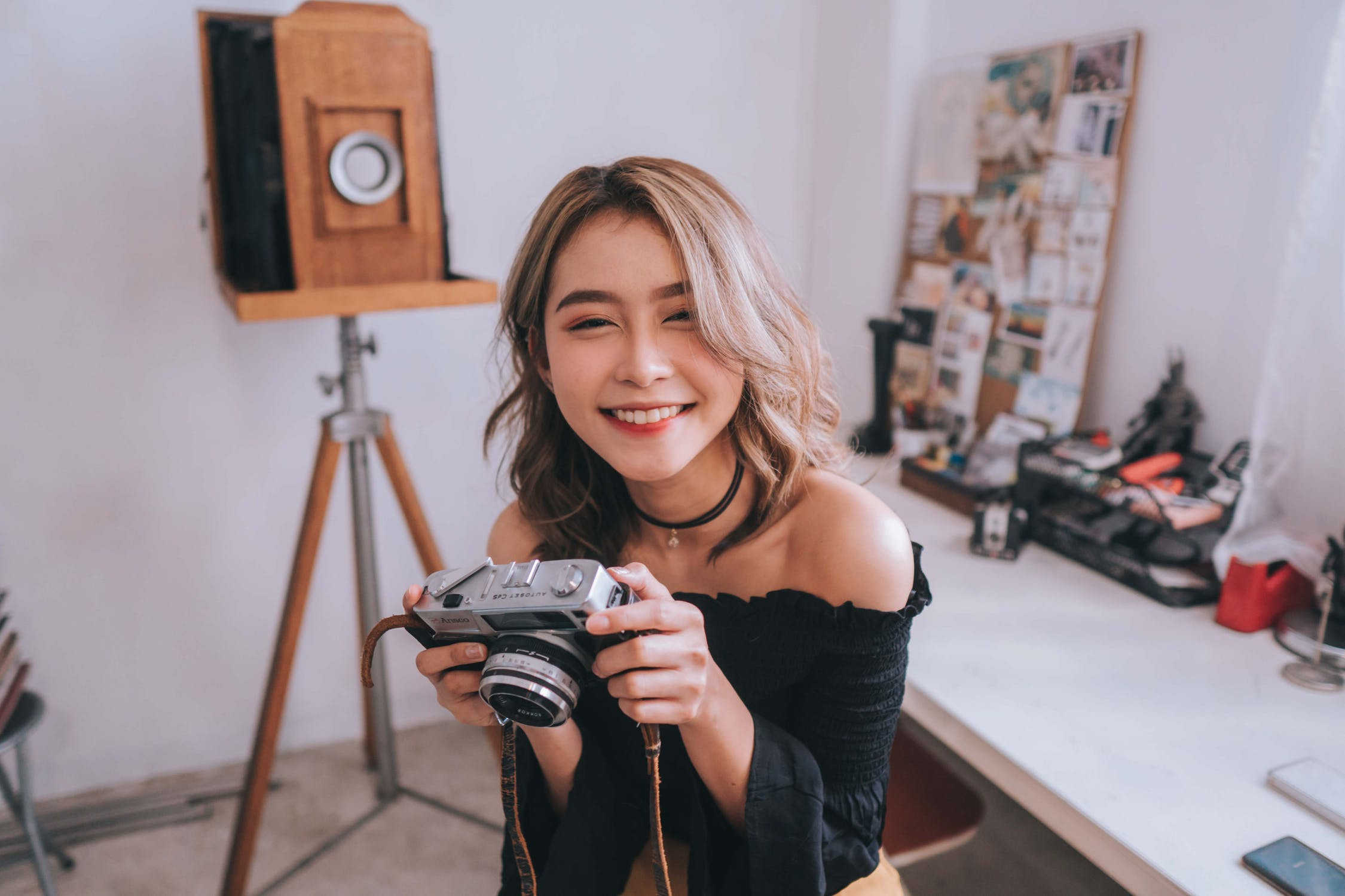 learn to take good product photos